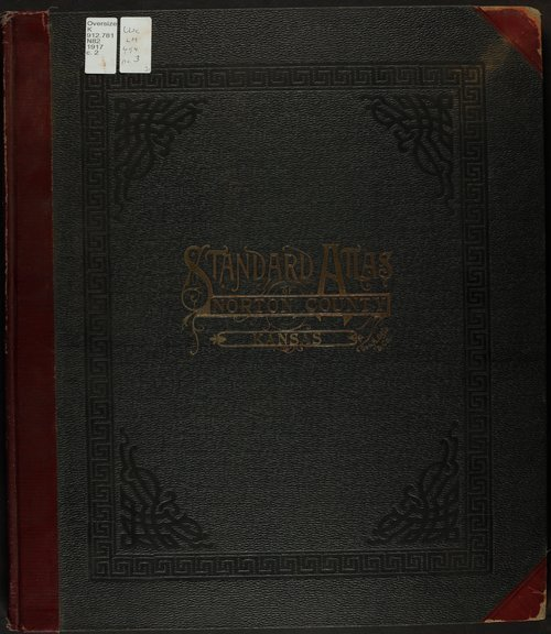 Standard atlas of Norton County, Kansas - Page