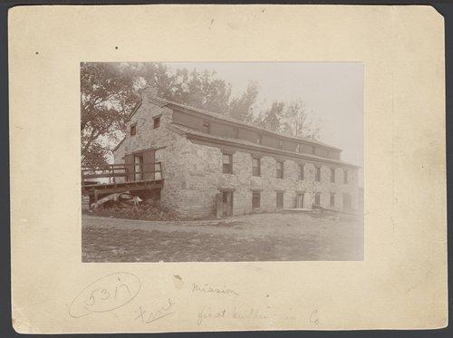 Pottawatomie Baptist Indian Mission, Topeka, Kansas - Page