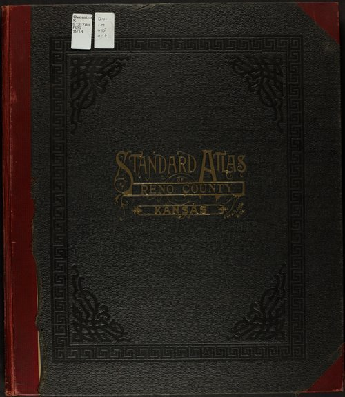 Standard atlas of Reno County, Kansas - Page