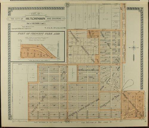Standard atlas of Reno County, Kansas - Page