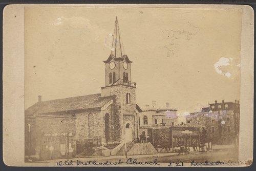 First Methodist Church, Topeka, Kansas - Page