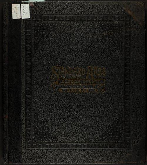 Standard atlas of Barber County, Kansas - Page
