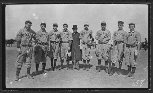 Coats baseball team, Coats, Kansas - Page