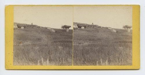 Mushroom Rocks, on Alum Creek, Kansas - Page