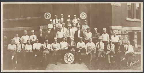 Kiwanis Club, Fort Scott, Kansas - Page