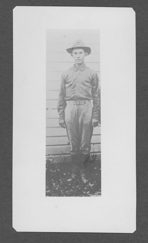 Frank B. Chalk, World War I soldier - Page