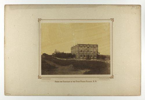 Lane University in Lecompton, Kansas - Page