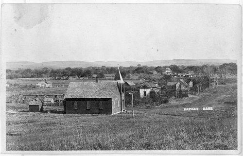 Bazaar, Kansas - Page