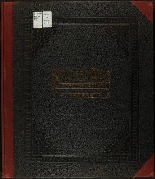 Standard atlas of Osborne County, Kansas - Page