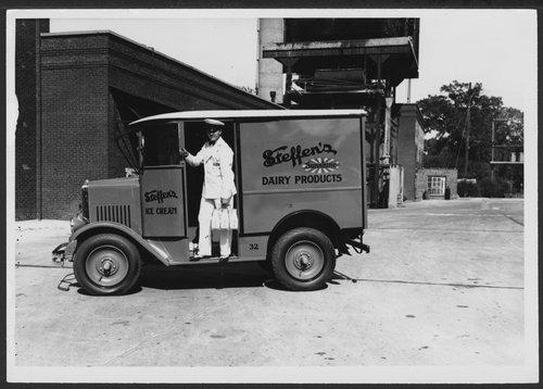 Steffen's delivery truck, Wichita, Kansas - Page