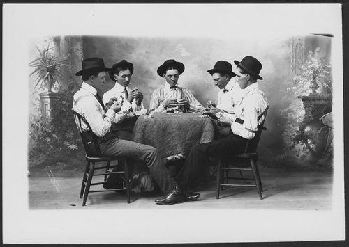Card game, Mount Hope, Kansas - Page