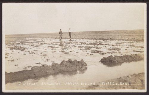 J.W. Lough farm, Scott County, Kansas - Page