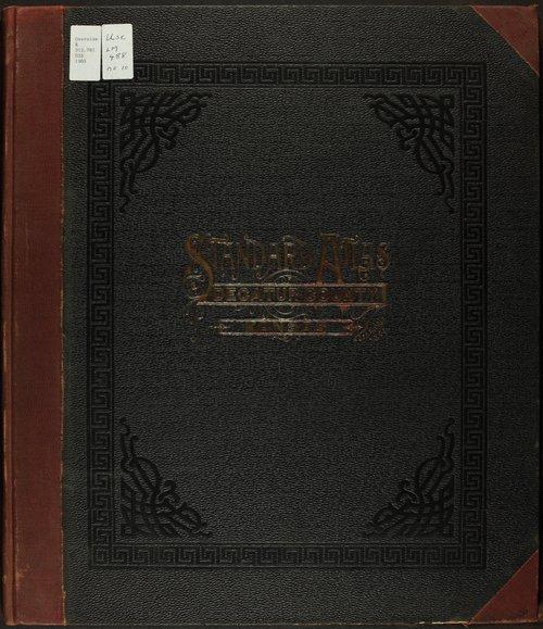 Standard atlas of Decatur County, Kansas - Page