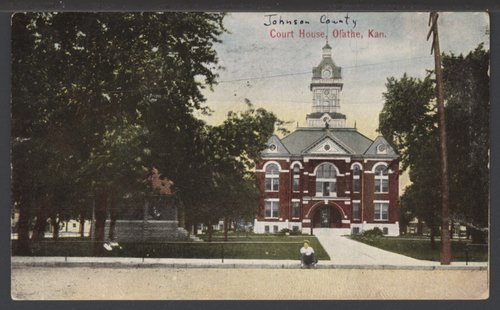 Courthouse, Olathe, Kansas - Page
