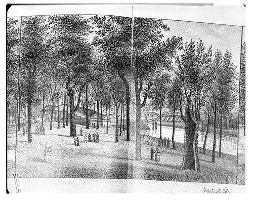 Sketches of Forest Park, Ottawa, Kansas - Page