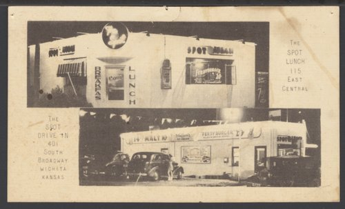 Drive-in and restaurant in Wichita, Kansas - Page