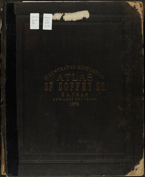 An illustrated historical atlas of Coffey County, Kansas - Page