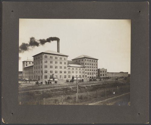 United States Sugar & Land Company sugar beet factory in Garden City, Kansas - Page