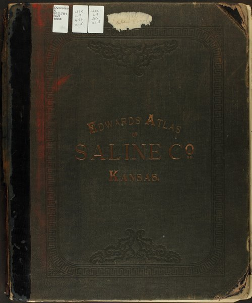 Edwards' Atlas of Saline Co., Kansas - Page