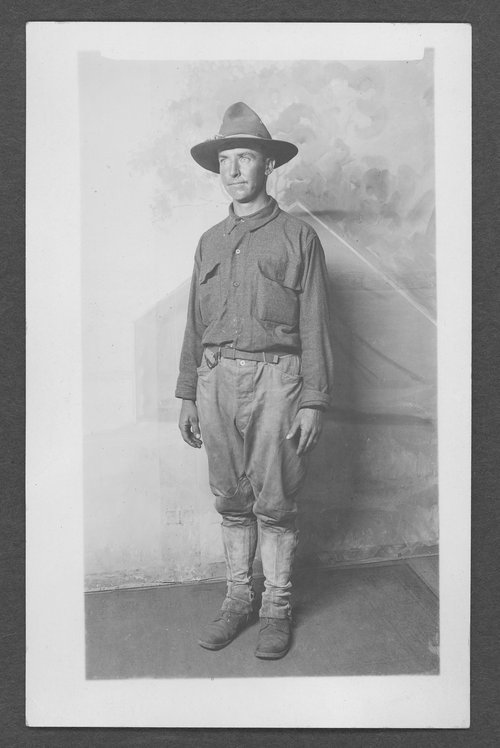 Venus Arthur Scales, World War I soldier - Page