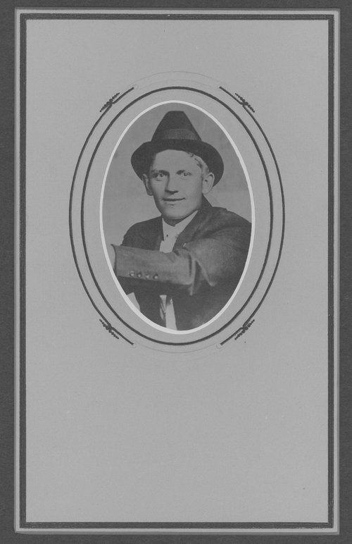 Julius Schaubel, World War I soldier - Page
