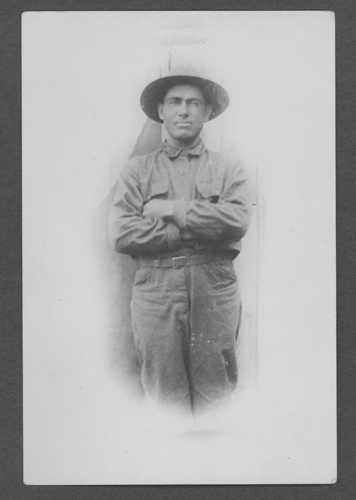 John J. Schnabel, World War I soldier - Page