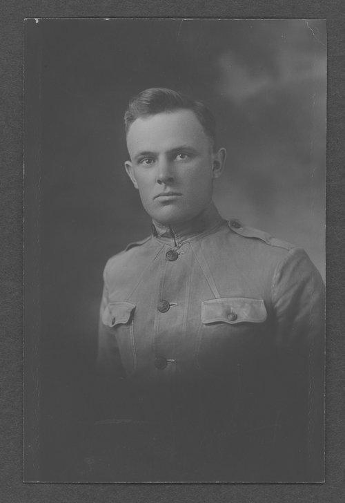 Alphia Schurter, World War I soldier - Page