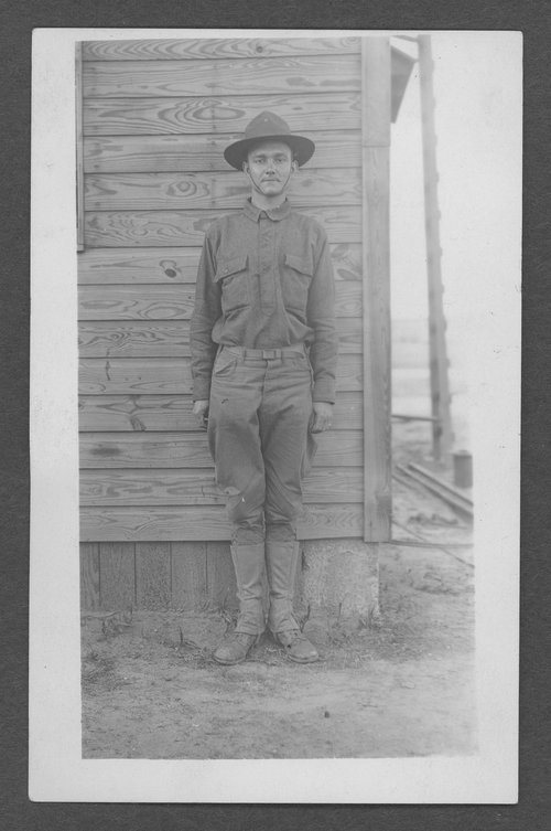 Patrick Jacob Schwinn, World War I soldier - Page