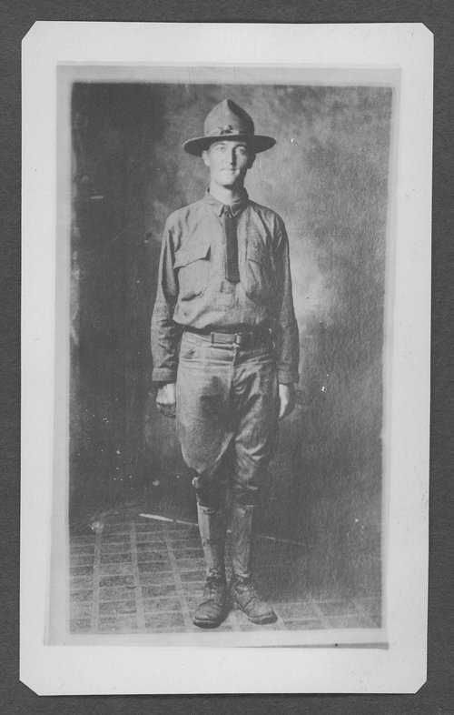 Archie Roy Scott, World War I soldier - Page