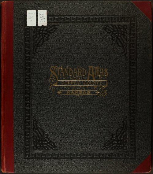 Standard atlas of Coffey County, Kansas - Page