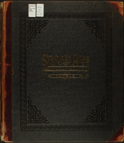 Standard atlas of Lincoln County, Kansas - Page