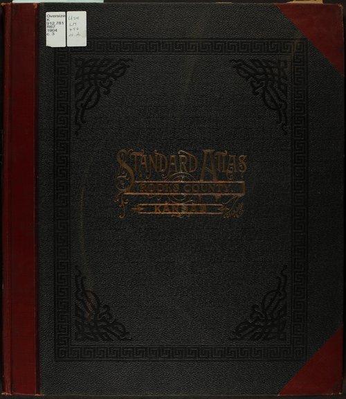 Standard atlas of Rooks County, Kansas - Page