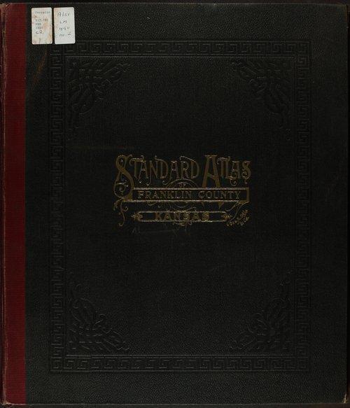 Standard atlas of Franklin County, Kansas - Page