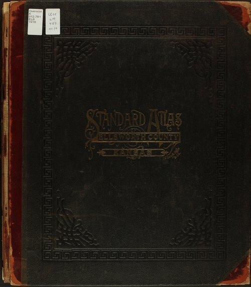 Standard atlas of Ellsworth County, Kansas - Page