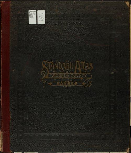Standard atlas of Morris County, Kansas - Page