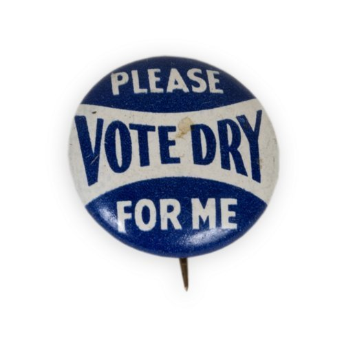 Prohibition button - Page