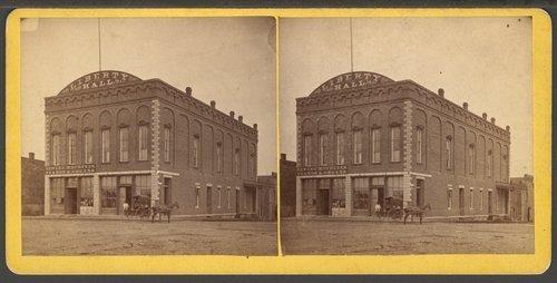 Liberty Hall, Lawrence, Kansas - Page