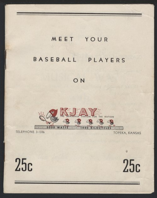 Meet your baseball players on KJAY - Page