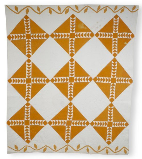 Wild Goose Chase quilt - Page