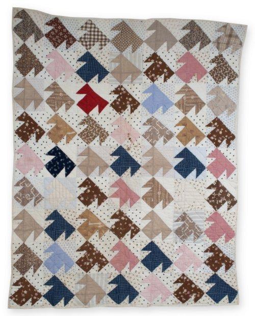 Mixed T baby quilt - Page