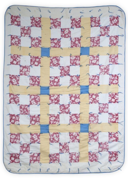 Nine-Patch baby quilt - Page