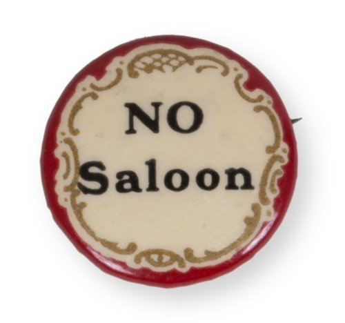 No Saloon button - Page