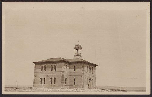Schoolhouse, Sharon Springs, Kansas - Page
