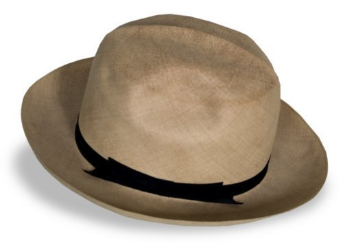 Harry Truman's Panama hat - Page