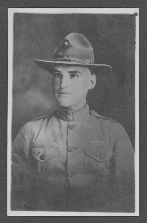 Charles Wilber Selzer, World War I soldier - Page