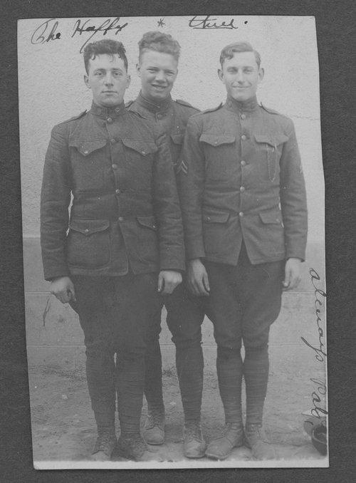William H. Setser, World War I soldier - Page