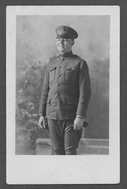 Charles Dee Seward, World War I soldier - Page