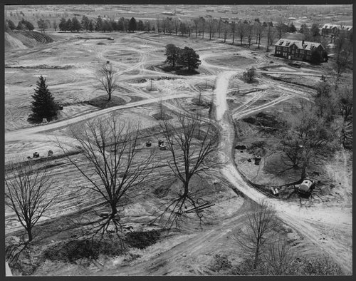 Construction of West Campus of the Menninger Clinic, Topeka, Kansas - Page