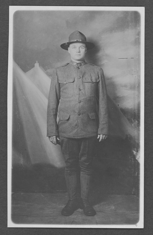 Wesley J. Welchel, World War I soldier - Page