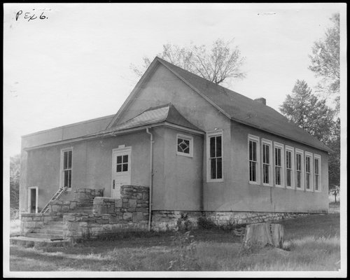Walker School, Johnson County, Kansas - Page